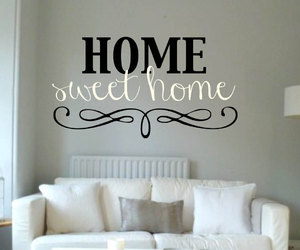 decals, wall decor, and vinyl wall decal kit image