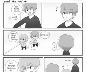 anime, love, and mark tuan image