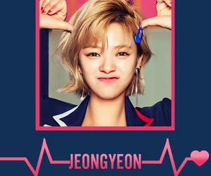 twice, kpop wallpaper, and jeongyeon image