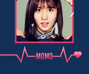 momo, twice, and kpop wallpaper image