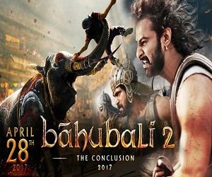 anushka shetty and bahubali 2 image