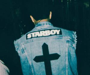 starboy, the weeknd, and denim image