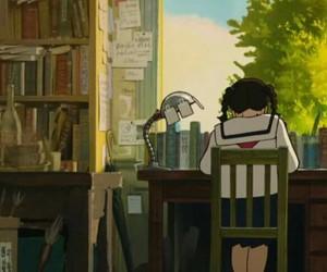 anime, girl, and wallpaper image