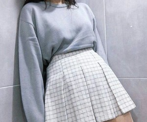 fashion, clothes, and skirt image