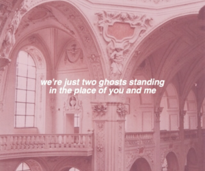 Lyrics, songs, and two ghosts image