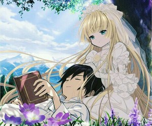 gosick, anime, and victorique de blois image