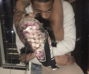 love, relationship goals, and g herbo image