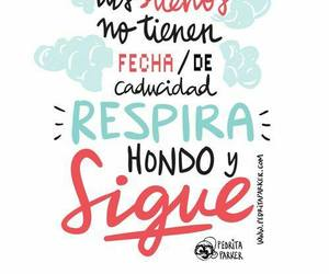 dreams, frases, and pinterest image