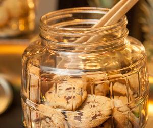 chocolate, sweet, and Cookies image