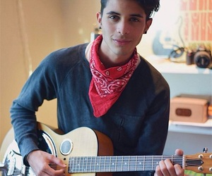 cnco, guitar, and men image