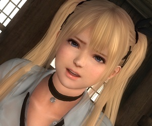dead or alive and marie rose image
