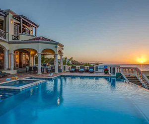 Anguilla, Caribbean, and pool image