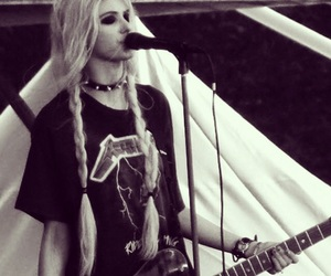 bands, hair, and Taylor Momsen image
