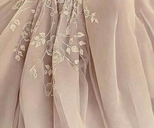 fashion, glitter, and peach image