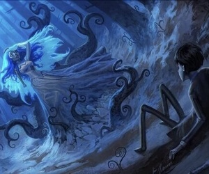 corpse bride and art image