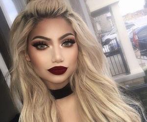 beautiful, girly, and lipstick image
