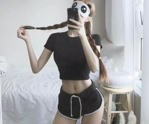 slim, cute outfits, and body goals image