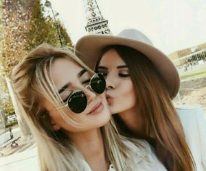 besties, inspiration, and fashion image