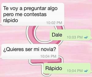 crush, memes en español, and gracioso image