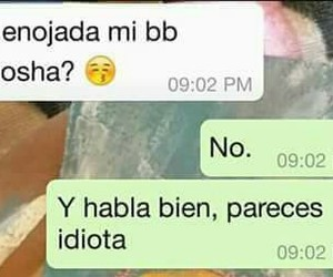 gracioso, memes en español, and humor image