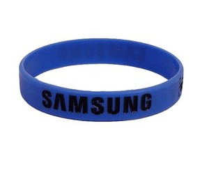 silicone wristbands and wristbands wholesale image