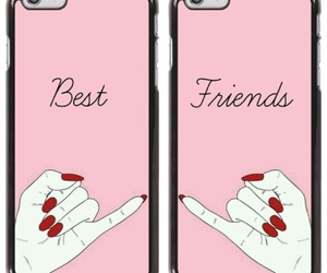 best friend, best friends, and bff image