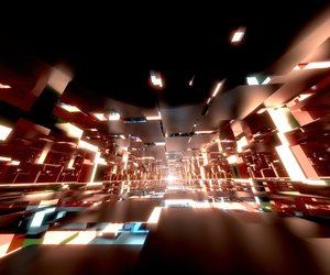3d, futuristic, and glass image