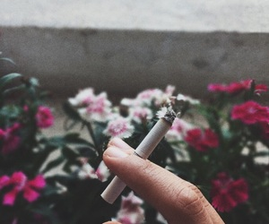 aesthetic, alternative, and cigarette image