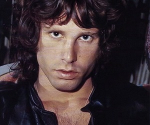 Jim Morrison, the doors, and 60s image