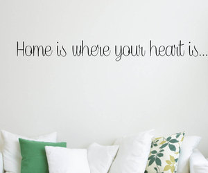 etsy, home decor, and wall words image