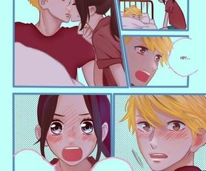 blush, couple, and cute couple image