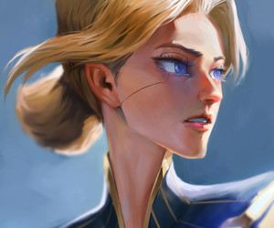 camille, lol, and league of legends image