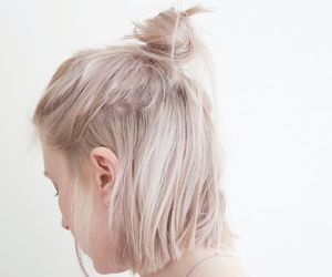 hair and girl image