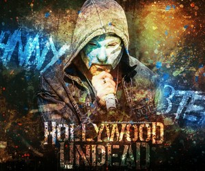 hollywood undead, j3t, and johnny 3 tears image