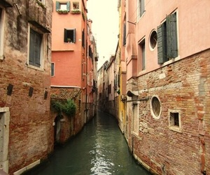 holidays, italy, and venezia image