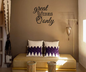 etsy, wall decal, and Vinyl Decal image