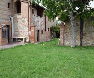 farm house, villa in versilia, and tuscan farm image