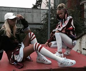 twins, lena, and lisaandlena image
