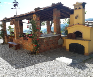 barbecue, rustic house, and montecatini terme image