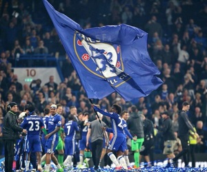 blues and Chelsea FC image