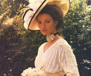 jane seymour, vintage, and Somewhere in Time image