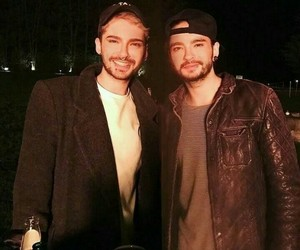 bill kaulitz, billy, and brothers image