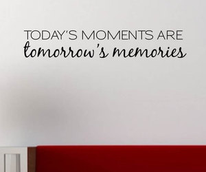 etsy, memories, and family room decal image