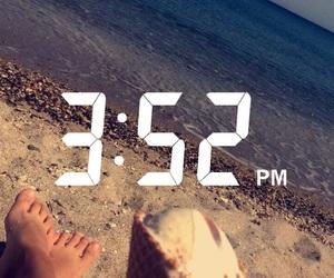 sea, snap, and summer image