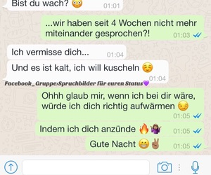 chat, deutsch, and facebook image