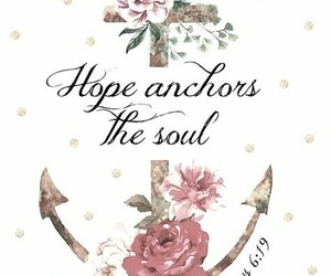 anchor, hope, and soul image