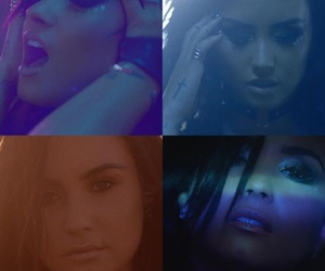 demi lovato, new, and no promises image