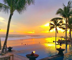 paradise, beach, and nature image