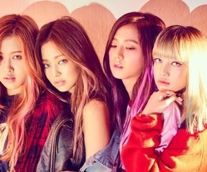 rose, blackpink, and lisa image