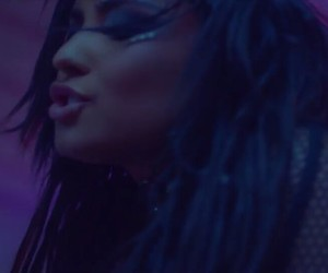 demi lovato, famous, and no promises image
